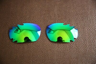 PolarLens POLARIZED Green Lens for-Oakley Jawbone / Racing Jacket (Oakley Jawbone Green)