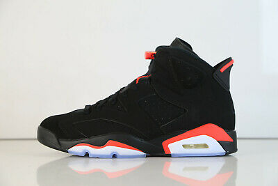 Nike Air Jordan Retro 6 OG Black Infrared 2019 384664-060 7-15 vi 1