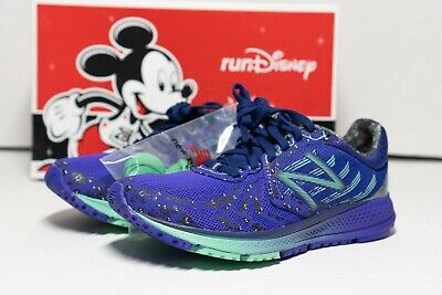 New Balance RunDisney Run Disney HAUNTED MANSION Running Shoes 2017 Women Sz 5