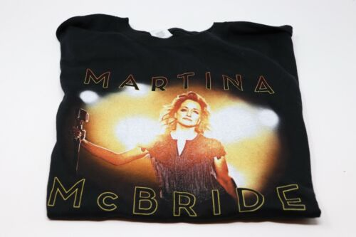 Martina McBride Tour Shirt New Old Stock Vintage Size L