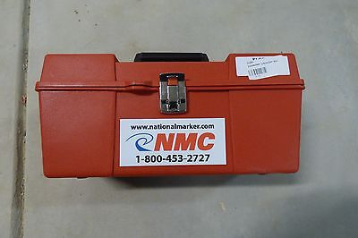 New Nos23 Piece Nmc Elok1 Portable Electrical Lock Out Kit Keyed Differently