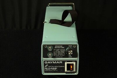 Gaymar Pillo-pump App 12 05615-000