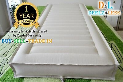 Dual Queen (Used Select Comfort Sleep Number Air Bed Chamber for 1/2 Queen Size Mattress 273 )