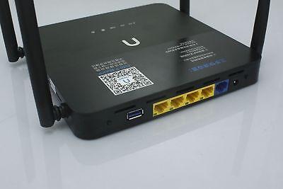 1200M WiFi Gigabit Router OpenWrt USB 3.0 512M Samba Disk mit mehreren Druckern