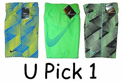 Nike Swim Trunks Swimwear Swimsuit Boys Suit Youth Board ...