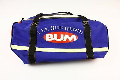 Vintage BUM Sports Equipment Gym Bag tote Duffel Bag 1990's for sale  Shipping to South Africa