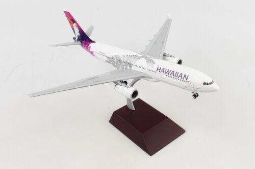Gemini G2HAL751 Hawaiian Airlines Airbus A330-200 N380HA Diecast 1/200 Jet Model