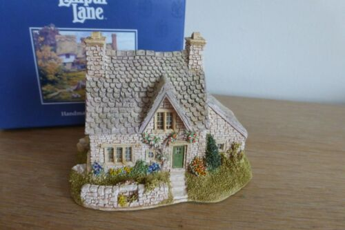 *NEW* Lilliput Lane Tillers Green Complete with Deeds BNIB
