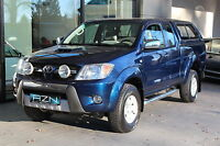 Toyota Hilux Extra Cab Sol 4x4 mit Standheizung