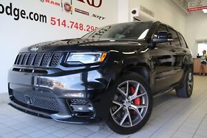 2017 Jeep GRAND CHEROKEE SRT INTERIEUR LAGUNA TOIT PANORAMIQUE
