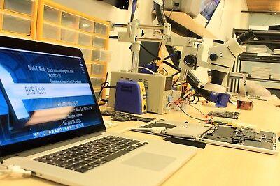 Best Apple Macbook Pro A1278 A1286 A1297 Flat Rate Logic Board Repair Service