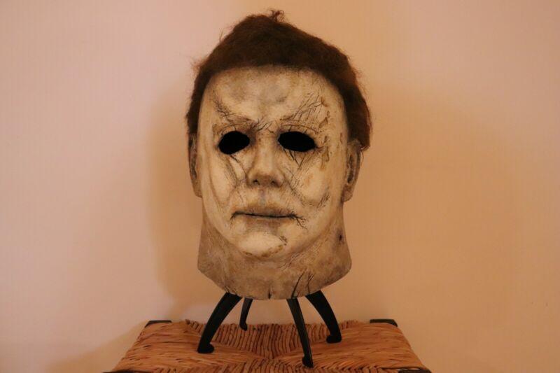 Michael Myers 2018 Mask Rehaul