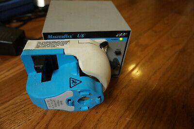 Cole Parmer Masterflex Peristaltic Pump Ls Drive Easy Load 77200-12 77800-60 Z