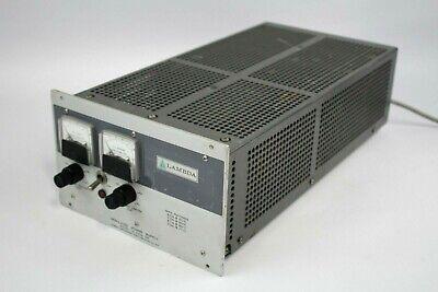 Lambda Electronics Regulated Power Supply Lk 340a Fm