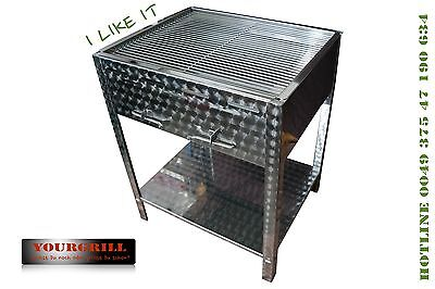 TOP GASTRO HOLZKOHLEGRILL VEREINSGRILL GRILL CATERING HOLZKOHLE ()