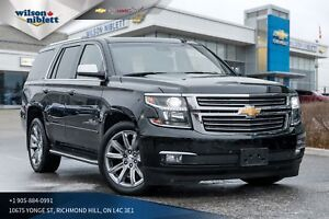 2015 Chevrolet Tahoe LTZ | NAVIGATION | COOLED SEATS | MAX TR...