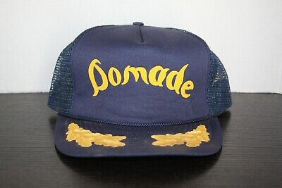 Vintage Domade Trucker Hat Admiral Eggs Industrial Supply - Admiral Hats