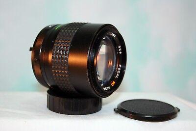 Pentax Pk Mount - Pentax PK Mount Focal MC Auto 135mm 2.8 Lens