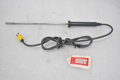 Fluke Immersion Temperature Probe With Type-k Thermocoupler For Use W Liquidgas