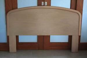 Blonde Timber 4 piece Queen size bedroom suite Skye Frankston Area Preview