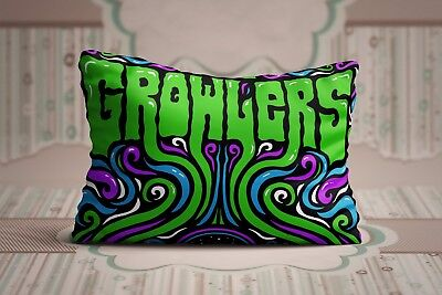 (Cool The Growlers Hung at Heart Rock Band Zippered Pillow Cases 20X30)