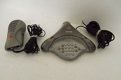 Polycom Voicestation 100 Conference Speakerphone 2201-06846-001 Wall Unit 300