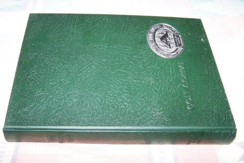 "1970 Arlington High School yearbook Arlington Texas ""Colt Corral"""