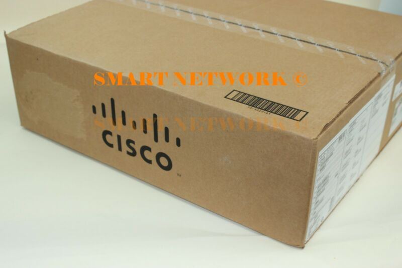 New Cisco Ws-c3850-24u-l 24 Port Upoe Lan Base Switch 1100wac Power
