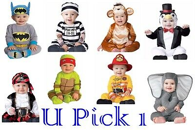 Halloween Costume Dress Up Play Baby Infants Toddler Boys Pretend Trick Treat - Halloween Costumes Toddlers Boy