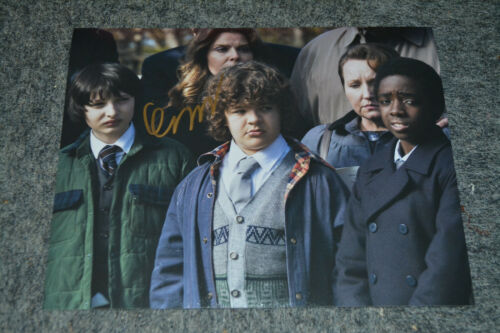 FINN WOLFHARD signed autograph 8x10 In Person STRANGER THINGS