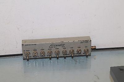 Kay Model 30-0 432d Attenuator 101db 50 Ohms Dc-1ghz