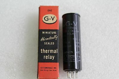Nos Gv Thermal Time Delay Relay Rm-20