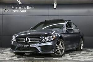 2015 Mercedes Benz C-Class C400 4MATIC, ENSEMBLE HAUT DE GAMME