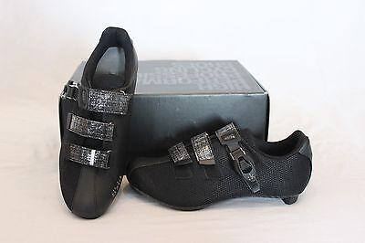 New Women's Fizik R3 Donna SPD-SL Cycling Carbon Shoes Road EU 38 7.5 Black $300 segunda mano  Embacar hacia Argentina