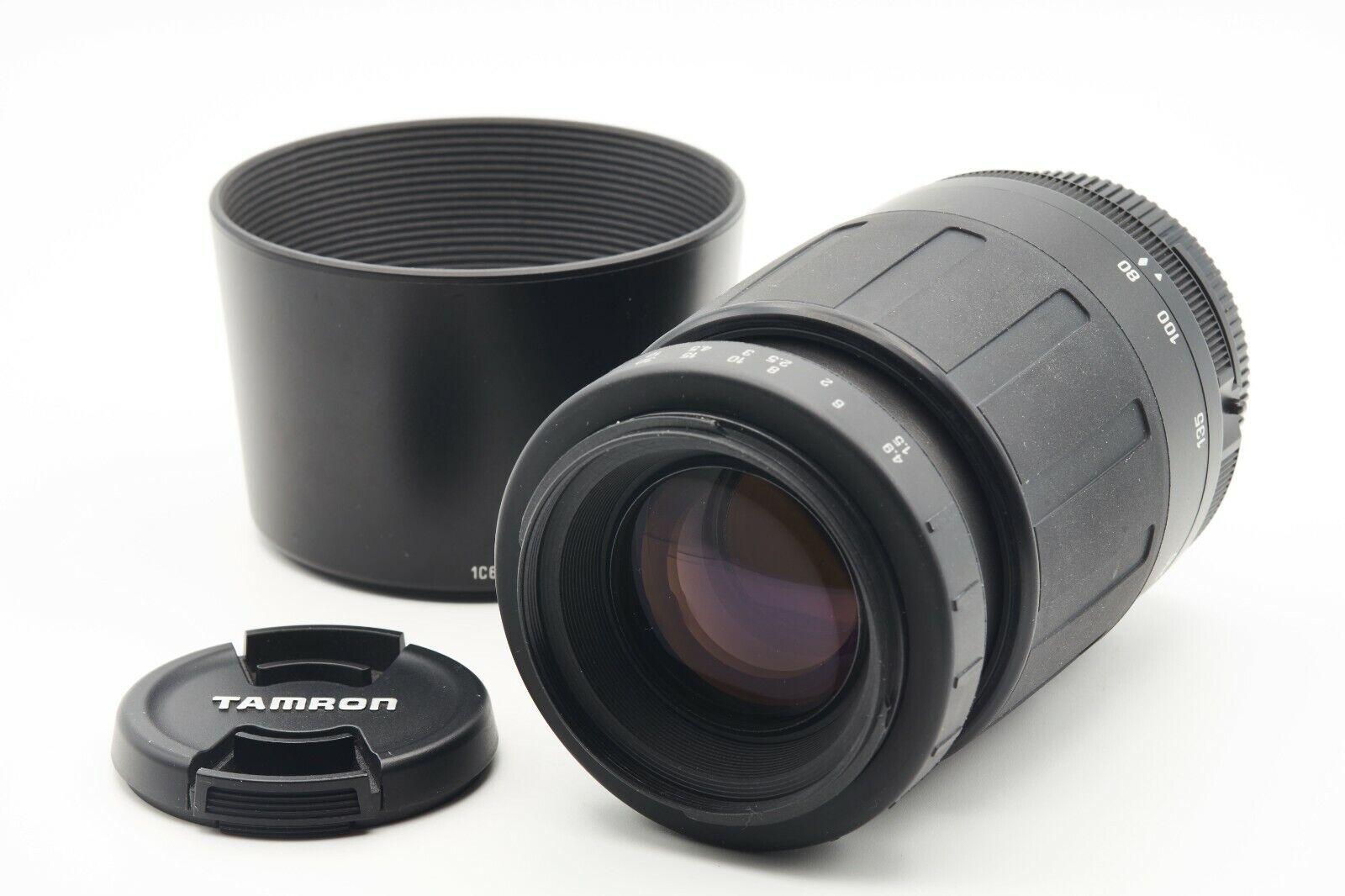 Tamron AF 80-210mm F4.5-5.5 Zoom 278D For Nikon F Mount - $27.95