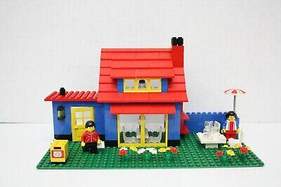 VINTAGE LEGO LEGOLAND SET NO 6372 TOWN HOUSE