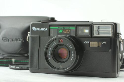 【 NEAR MINT 】 Fujica Auto-7 QD Film Camera 38mm f/2.8 Lens strap From Japan #044