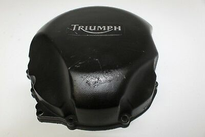 1994 1996 TRIUMPH SPEED TRIPLE 750 CLUTCH SIDE ENGINE MOTOR COVER OEM