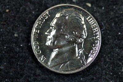 Estate Find 1962 - PROOF Jefferson Nickel H18728 - $2.00