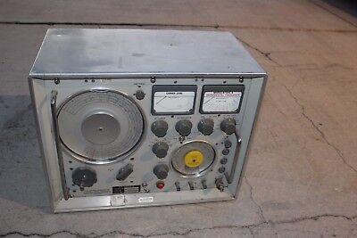 Vintage Marconi Instruments Tf1066b1 Fm Signal Generator 10mhz-470mhz