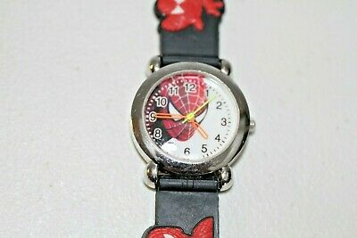 Spiderman Watch Children's Kids Wrist Watch - new battery