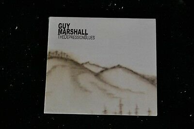 (Guy Marshall Band - The Depression Blues CD, Unopened, Knoxville Tennessee )