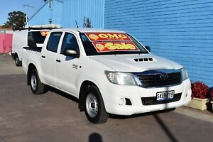 2012 Toyota Hilux SR Enfield Port Adelaide Area Preview