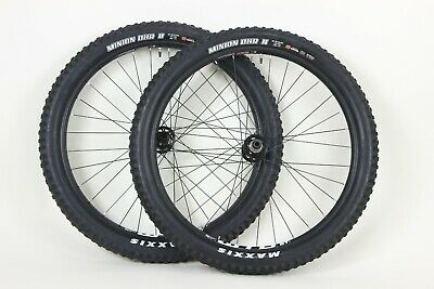 "The Wheel Shop Fat Bike Wheels 26/"" Rear 12mm x 190mm TA 96mm Rim Width"