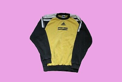 vintage adidas jumper sweatshirt mens medium