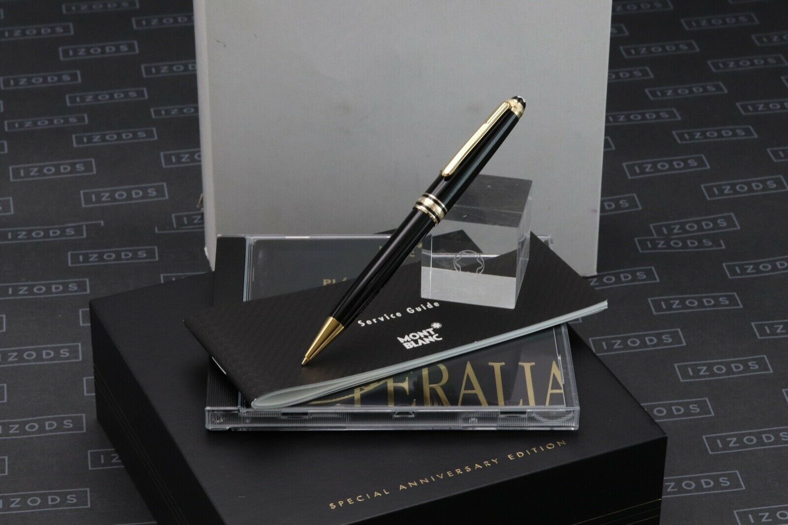 Montblanc Meisterstück Classique 75th Anniversary SE Mechanical Pencil - UNUSED