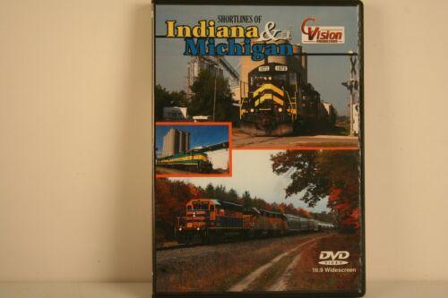DVD Shortlines of Indiana & Michigan - Cvision