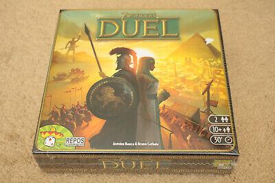 7 Wonders: Duel Board Game - Repos Productions Bauza Cathala