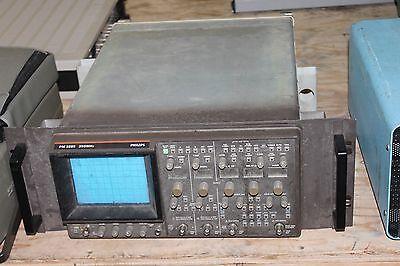 Philips Pm3295 350mhz Oscilloscope