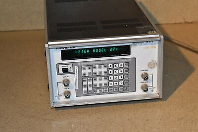 Wavetek Model 271 Pulse Generator Fk1